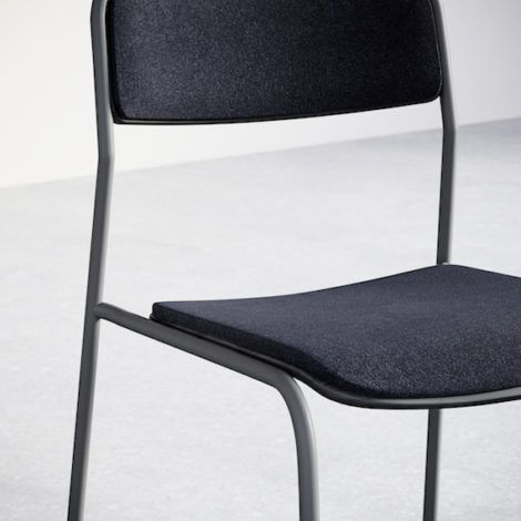 10-4. Edge Chair Upholstered. Detail