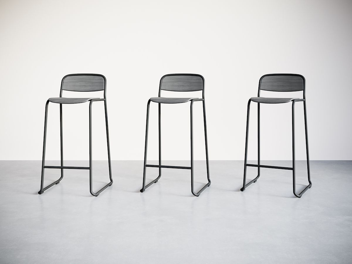 11-2. Edge Bar Chair. Lineup