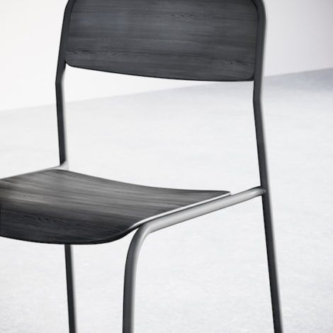 9-4. Edge Chair. Detail