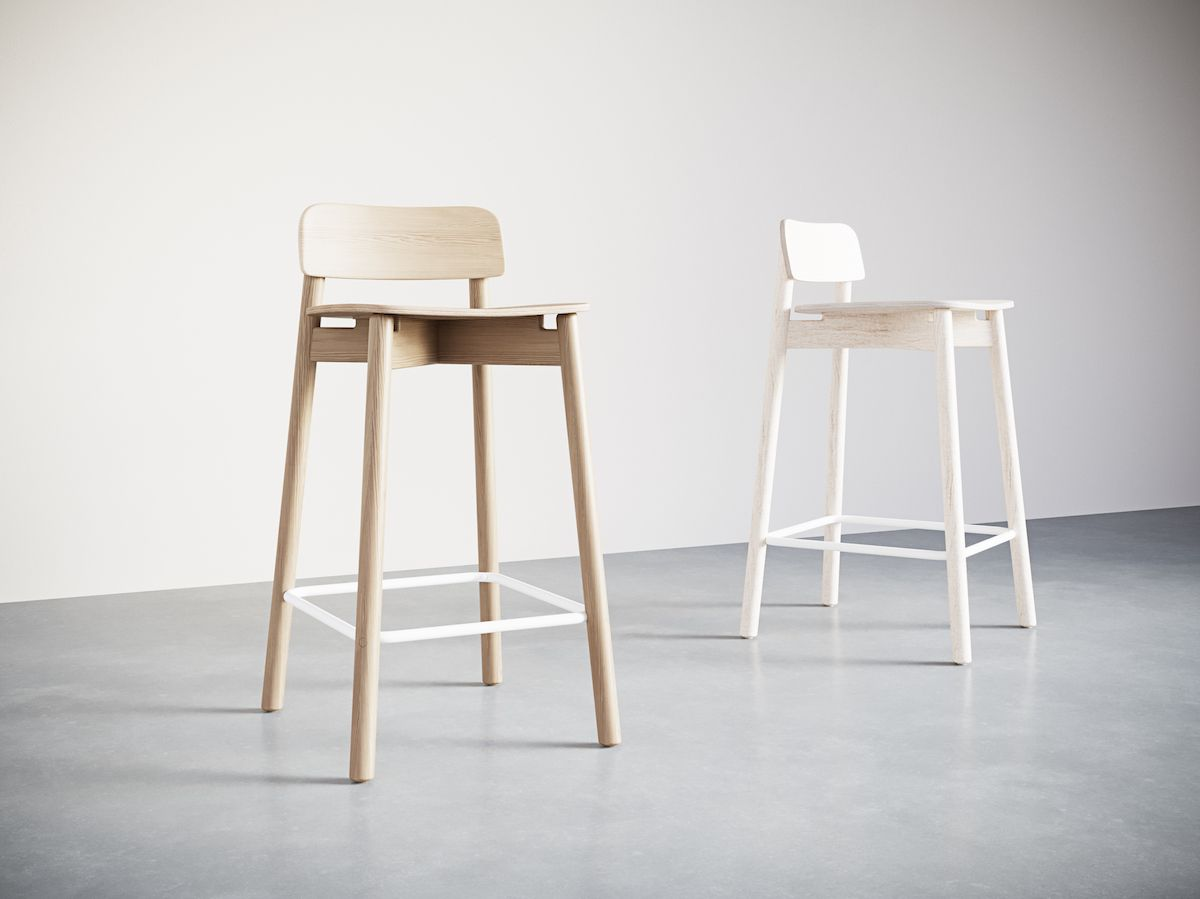 5-3.Jasny Bar Stool. Scattered