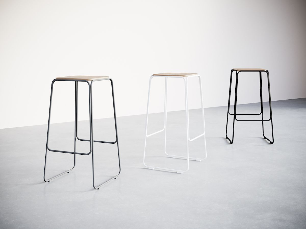 5-5.Shuttle Stool.Scattered