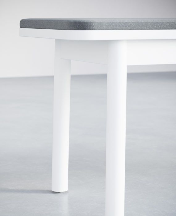 5-5.Time Bench Upholstered. Detail copy