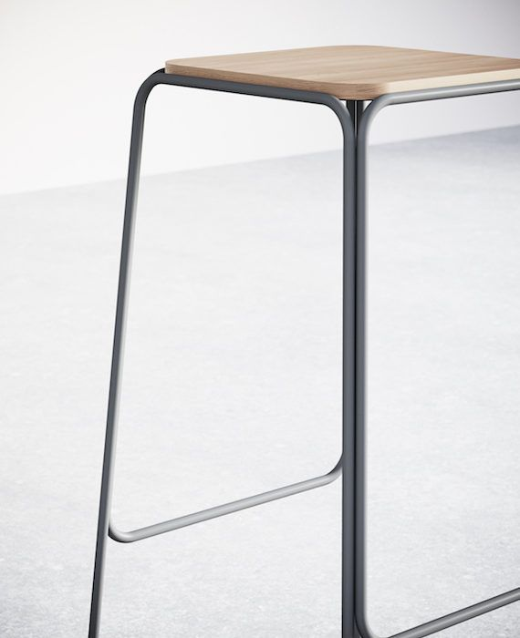 5-6.Shuttle Stool.Detail
