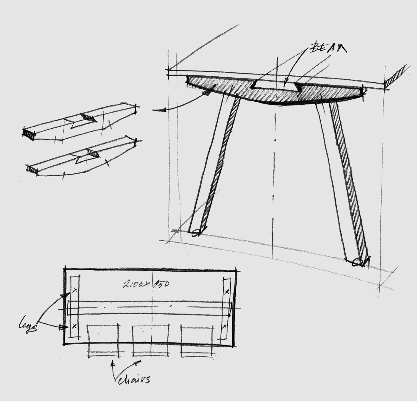 16.1 – High Dove Desk scheme
