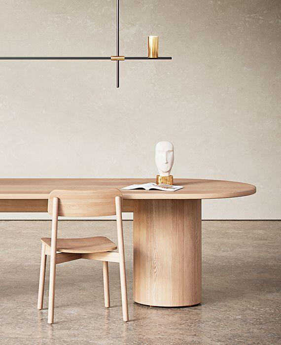 Gathering Table Round Base 2